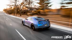 Nissan Gtr Grey - nissan gtr r35 phenomenal vinyl color shifting laminate