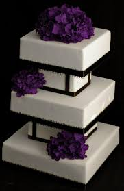 Square Wedding Cakes Best Modern Square Wedding Cakes Decorating Of Party