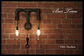 wall sconces lighting warm home design