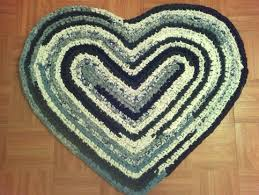 Crochet A Rag Rug Crocheted Rag Rugs Ripnrollrugs