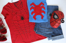 easy spider man diy printable spider template