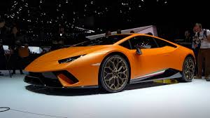 Lamborghini Huracan Design - the 640 hp lamborghini huracán performante is here with its geneva