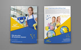 cleaning brochure templates free cleaning service brochure templates cleaning services company bi