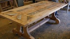 unfinished wood dining table unfinished sofa table its a its a unfinished wood console table