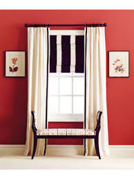 Painted Bamboo Blinds Craft How To How To Paint Blinds At Womansday Com