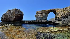 iconic rock arch from u0027game of thrones u0027 falls into malta sea cbs