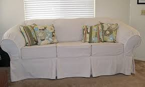 Pottery Barn Loose Fit Slipcover Diy Couch Slipcover Knock Off Pottery Barn Sewing Pinterest