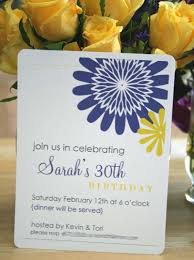 30th Birthday Dinner Ideas Purple U0026 Yellow Dinner Party Thoughtfully Simple