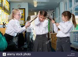 classmates search aggressive school teasing and pulling classmates