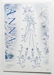 disney frozen trading cards album