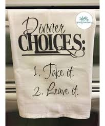 Good Housewarming Gifts Funny Kitchen Towel Set Of 5 Housewarming Gift Hostess Gift