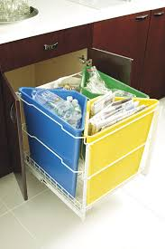 Kitchen Recycling Bins For Cabinets Cabinet Organization U0026 Interiors U2013 Kitchen Craft