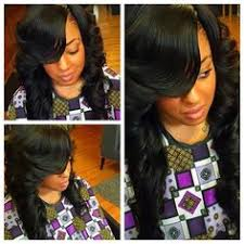 weave no leave out hairstyle brazillian full sew in no leave out long bob razor cut bob weaves weave