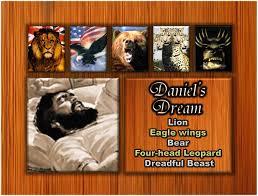 daniel u0027s four kingdoms