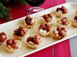 holiday party throwback retro one bite appetizers fn dish
