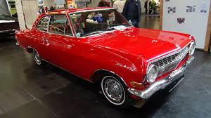 opel car 1965 1964 opel rekord a coupe classic expo salzburg 2015 youtube