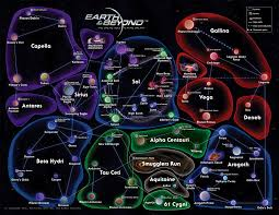 Galaxy Map Earth And Beyond Player Guide