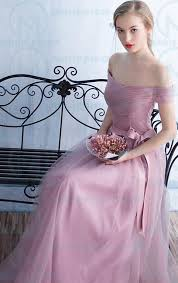 nice long pink tailor made evening prom dress lfnce0063 cheap