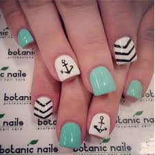 100 awesome green nail art designs