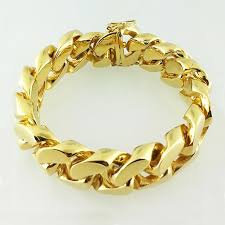 cuban chain bracelet images Premium hip hop jewelry 18 mm heavy miami cuban link chain jpg