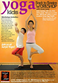 back to basics what you didn u0027t know about kids yoga walking on