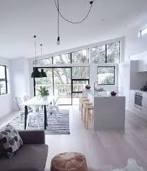 cuisine et salon intérieur minimaliste asiatique 2 idées cool inspirantes et