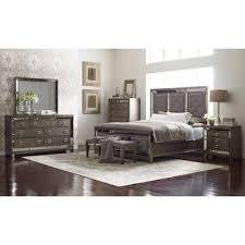 upholstered bedroom set lenox upholstered bedroom set by avalon furniture home gallery