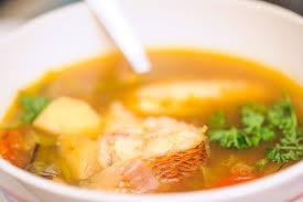 cuisiner une vieille soupe de vieille cuisine à l ouest