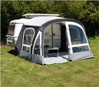 Kampa Caravan Awnings Kampa Rally Air Pro 390 Plus Inflatable Caravan Awning 2017