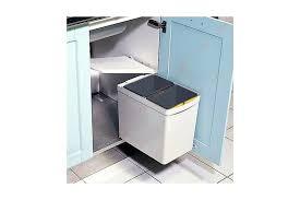 poubelle de cuisine tri selectif poubelle cuisine tri selectif poubelle tri saclectif pivotante 15l
