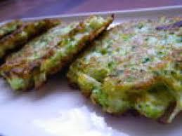 cuisiner choux fleur galettes de chou fleur et brocolis recette ptitchef