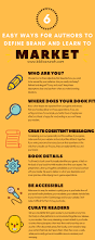 6 easy ways for authors to create a brand and learn to market