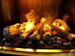 Artificial Logs For Fireplace by The 5 Most Realistic Electric Fireplaces Portablefireplace Com
