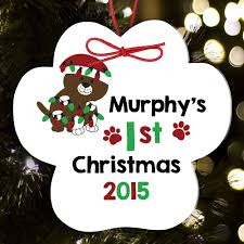 puppy s ornament gift