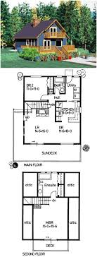 chalet cabin plans floor plan porch micro small darien lake garage plans less than