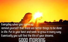 35 beautiful inspirational morning messages quotes wishes