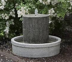 contemporary garden fountains garden ornaments and