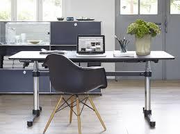 Adjustable Height Office Desks by Usm Kitos M Height Adjustable Office Desk By Usm