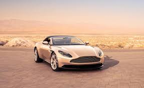 aston martin front eye candy the aston martin db11 volante is here