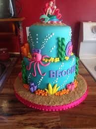 the 25 best mermaid birthday cakes ideas on pinterest mermaid