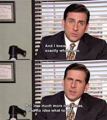 the office quotes discovered by sunniva on we it