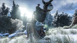 ark xbox one gets first update adding prehistoric kangaroo and