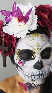 Halloween Makeup Dia De Los Muertos 202 Best Dia De Los Muertos Images On Pinterest Make Up