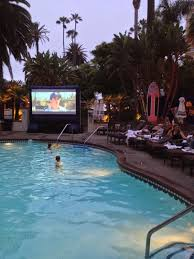 edible skinny a few more flicks at poolside cinema at fairmont