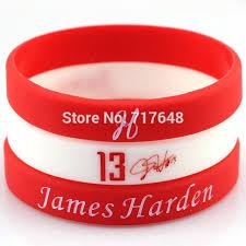 rubber wrist bracelet images Buy 1pc james harden wristband silicone bracelets jpg
