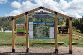 Steamboat Trail Map Scenes From Steamboat Springs Colorado Go Backpacking