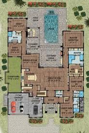 mediterranean house plan hwepl13160 floor plans pinterest