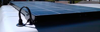 Solar Powered Rv Awning Lights Mounting Solar Panels Camperize Com