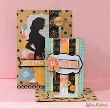Michaels Gift Wrap - 17turtles baby card and gift bag bobunny kraft bags