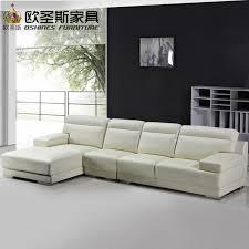 New Leather Sofas Living Room Furniture Sofa Set New Designs 2015 Modern L